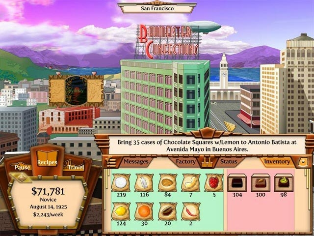 Chocolatier 2: Secret Ingredients Screenshot