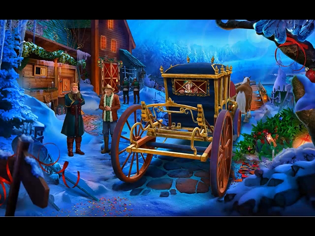 The Christmas Spirit: Mother Goose's Untold Tales Screenshot