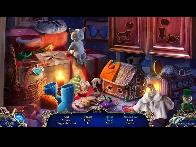 Christmas Stories: Hans Christian Andersen's Tin Soldier Collector's Edition Screenshot