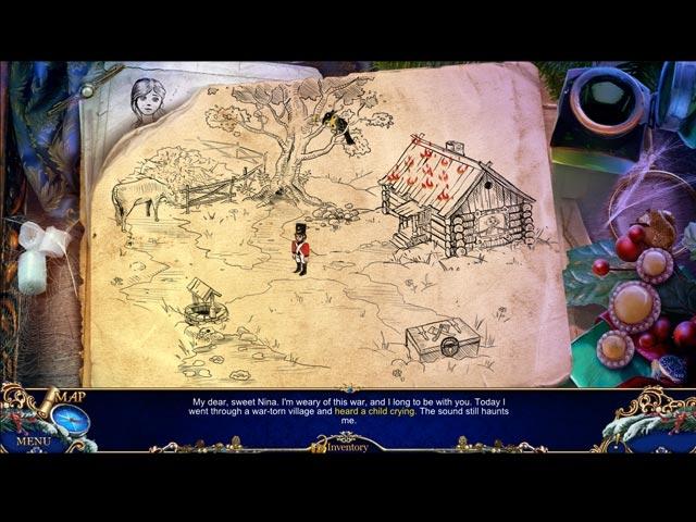 Christmas Stories: Hans Christian Andersen's Tin Soldier Screenshot