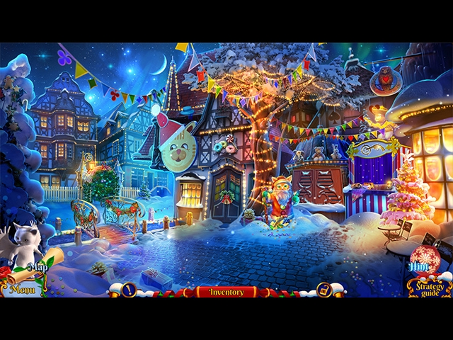 Christmas Stories: Alice's Adventures Collector's Edition Screenshot