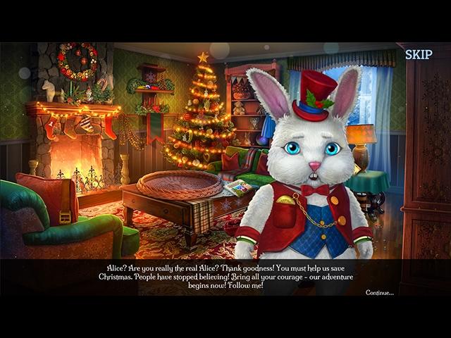Christmas Stories: Alice's Adventures Screenshot
