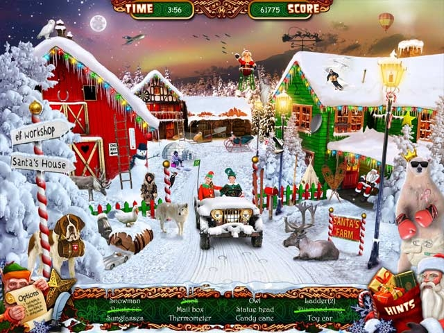 Christmas Wonderland 3 Screenshot