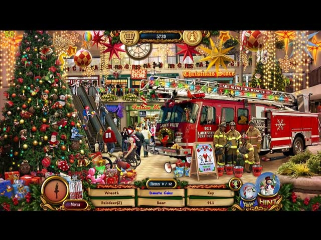 Christmas Wonderland 5 Screenshot