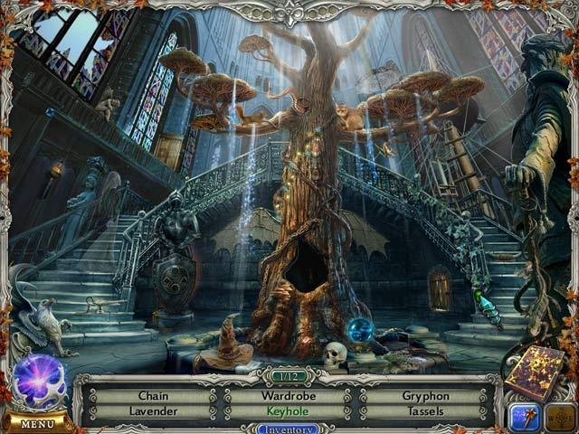 Chronicles of Albian 2: The Wizbury School of Magic Screenshot