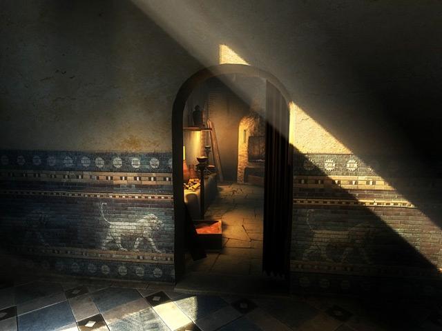 Cleopatra: A Queen's Destiny Screenshot