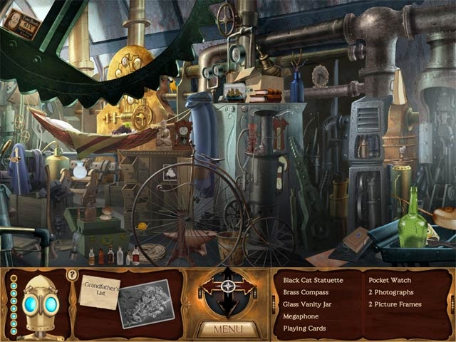 The Clockwork Man Screenshot