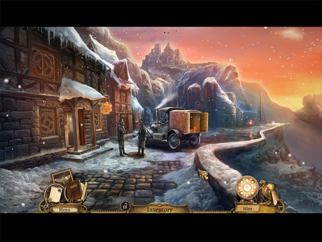 Clockwork Tales: Of Glass and Ink Collector's Edition Screenshot