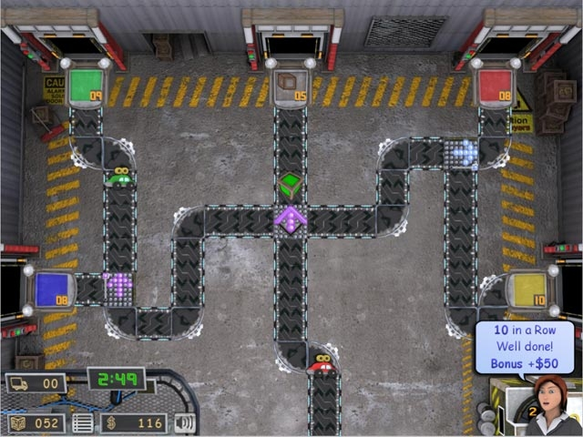 Conveyor Chaos Screenshot