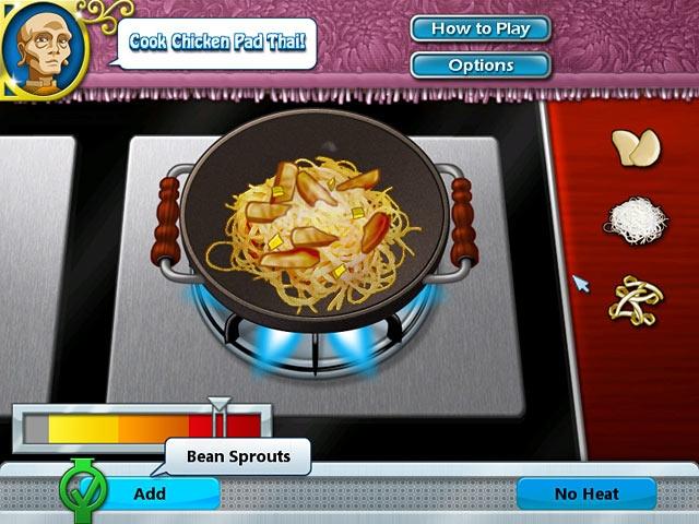 Cooking Academy 2: World Cuisine Screenshot