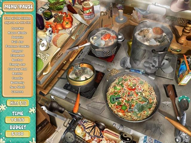 Cooking Quest Screenshot