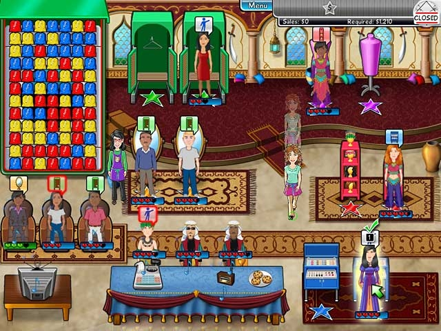 Costume Chaos Screenshot