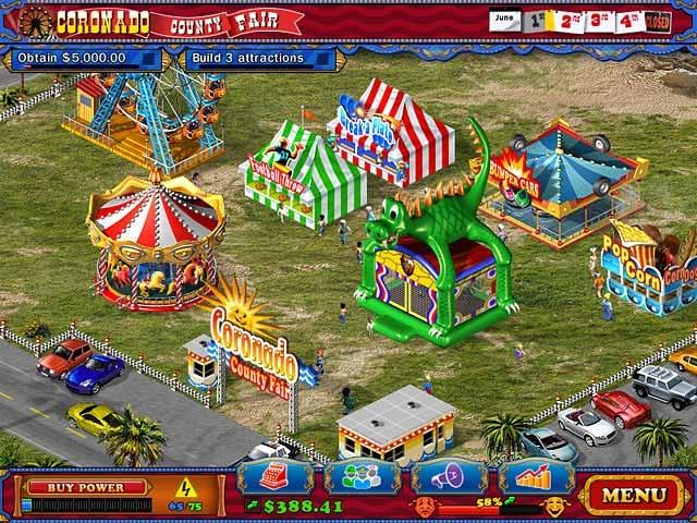 County Fair Screenshot