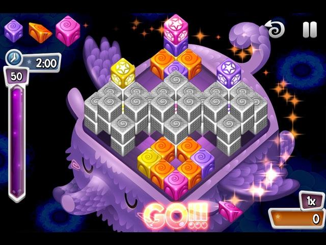 Cubis Creatures Screenshot