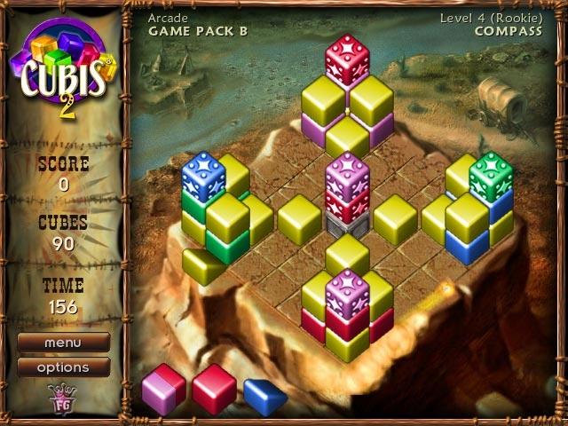 Cubis Gold 2 Screenshot