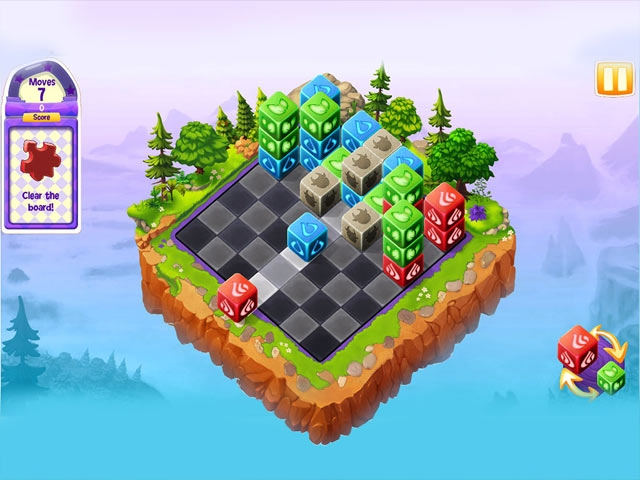 Cubis Kingdoms Collector's Edition Screenshot