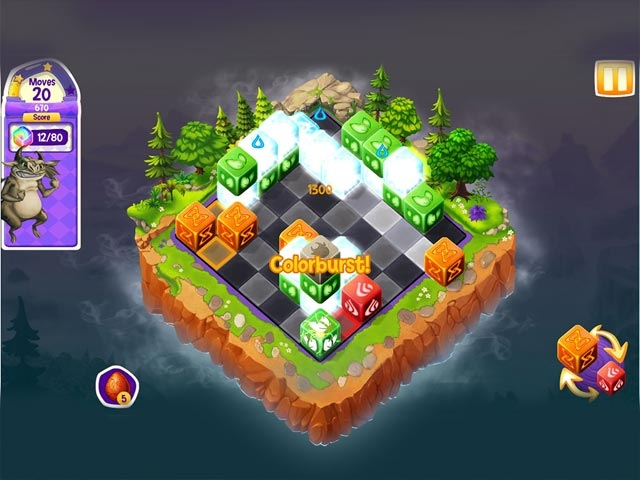 Cubis Kingdoms Screenshot