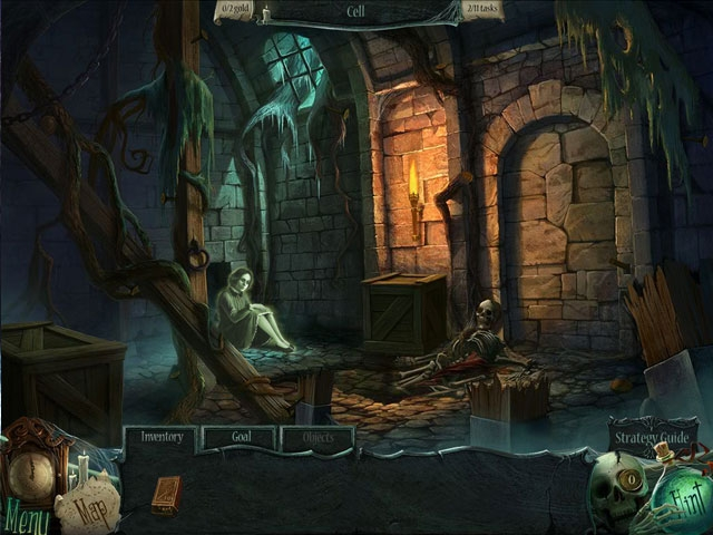 Curse at Twilight: Thief of Souls Screenshot