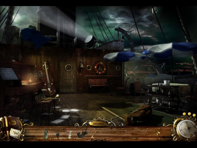 Curse of the Ghost Ship Screenshot