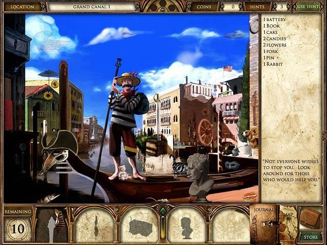 Curse of the Pharaoh: Napoleon's Secret Screenshot