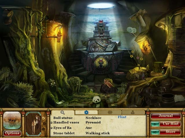 Curse of the Pharaoh: Tears of Sekhmet Screenshot