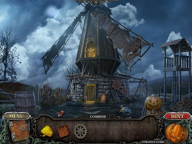 Cursed Fates: The Headless Horseman Collector's Edition Screenshot