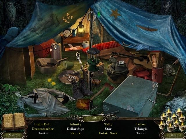 Cursed Memories: The Secret of Agony Creek Screenshot