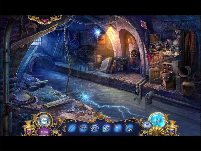 Dangerous Games: Illusionist Collector's Edition Screenshot