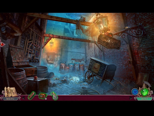 Dark City: London Collector's Edition Screenshot