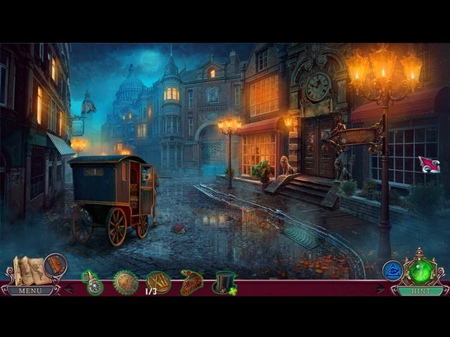 Dark City: London Screenshot