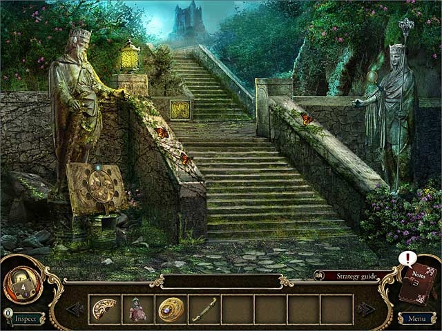 Dark Parables: Curse of the Briar Rose Screenshot
