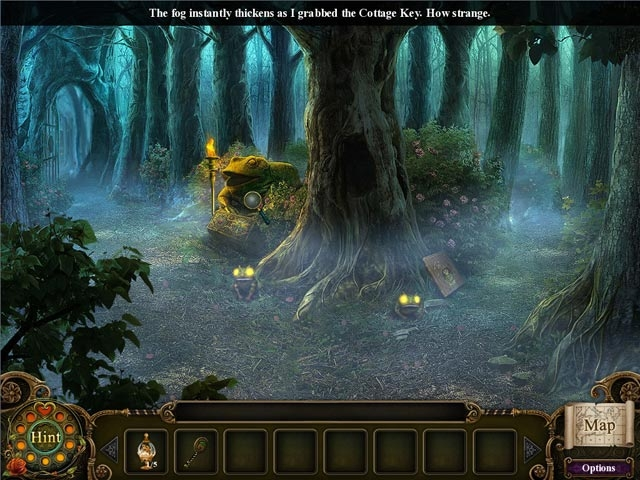 Dark Parables: The Exiled Prince Collector's Edition Screenshot