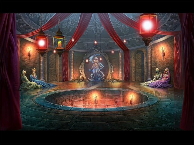 Dark Parables: The Little Mermaid and the Purple Tide Collector's Edition Screenshot