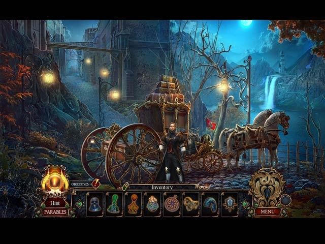 Dark Parables: Requiem for the Forgotten Shadow Collector's Edition Screenshot
