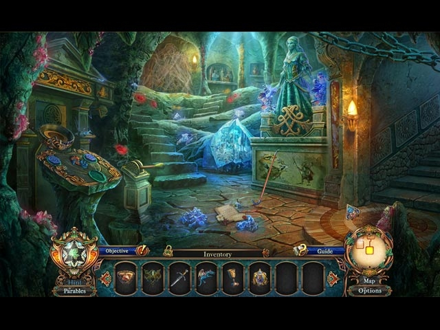 Dark Parables: Return of the Salt Princess Collector's Edition Screenshot