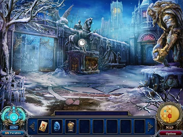 Dark Parables: Rise of the Snow Queen Collector's Edition Screenshot