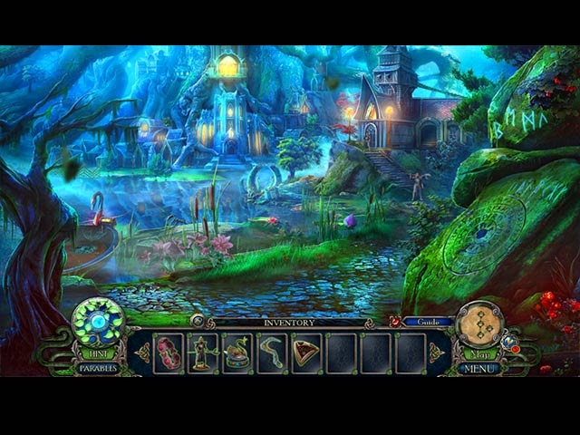 Dark Parables: The Swan Princess and The Dire Tree Collector's Edition Screenshot