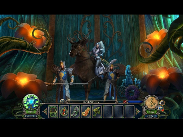 Dark Parables: The Swan Princess and The Dire Tree Screenshot
