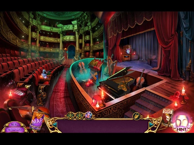 Dark Romance: A Performance to Die For Collector's Edition Screenshot
