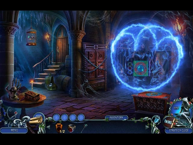 Dark Romance: Curse of Bluebeard Collector's Edition Screenshot