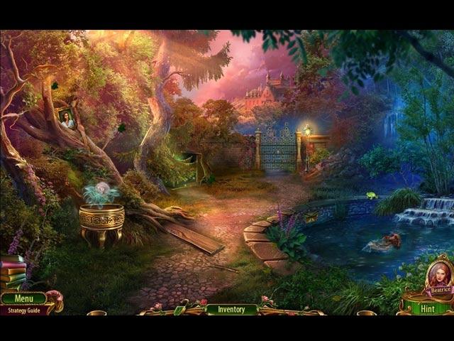 Dark Romance: Heart of the Beast Screenshot