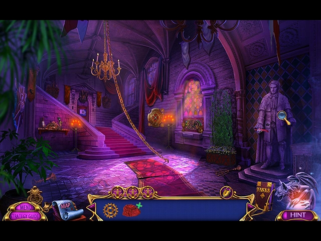 Dark Romance: Hunchback of Notre-Dame Collector's Edition Screenshot