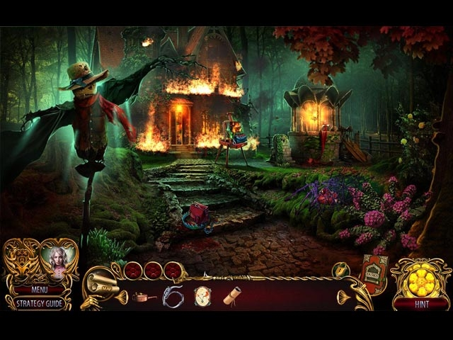 Dark Romance: The Monster Within Collector's Edition Screenshot