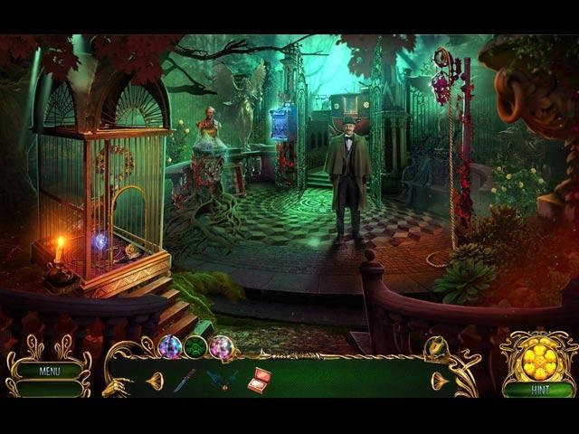 Dark Romance: The Monster Within Screenshot