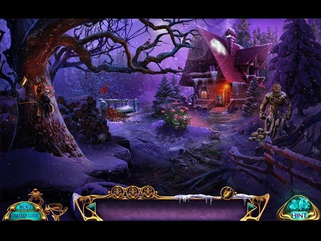 Dark Romance: Winter Lily Collector's Edition Screenshot