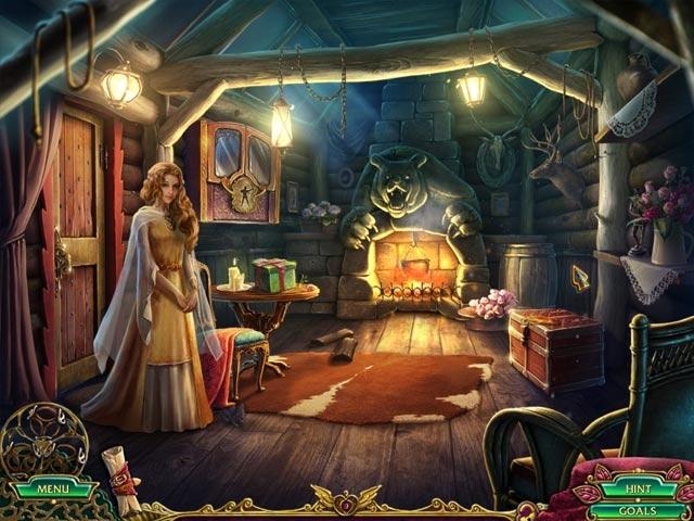 Dark Strokes: The Legend of the Snow Kingdom Screenshot