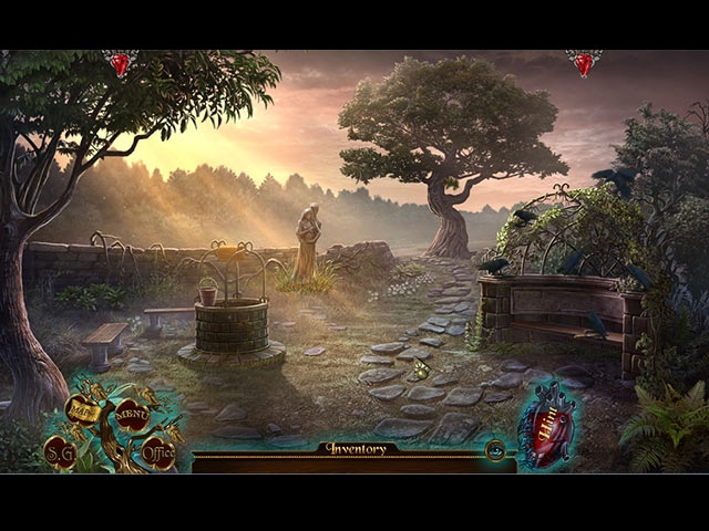 Dark Tales: Edgar Allan Poe's The Tell-Tale Heart Collector's Edition Screenshot