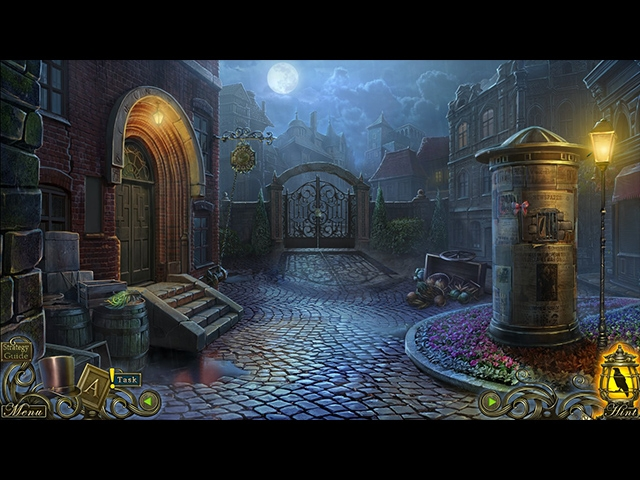 Dark Tales: Edgar Allan Poe's Speaking with the Dead Screenshot