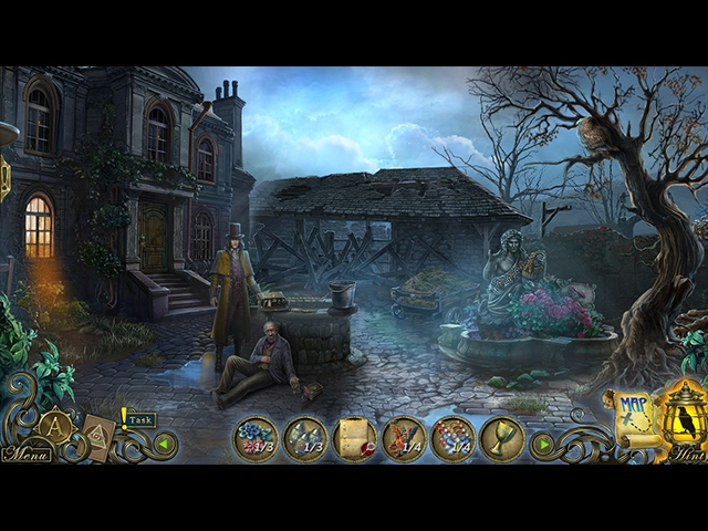 Dark Tales: Edgar Allan Poe's Ligeia Collector's Edition Screenshot