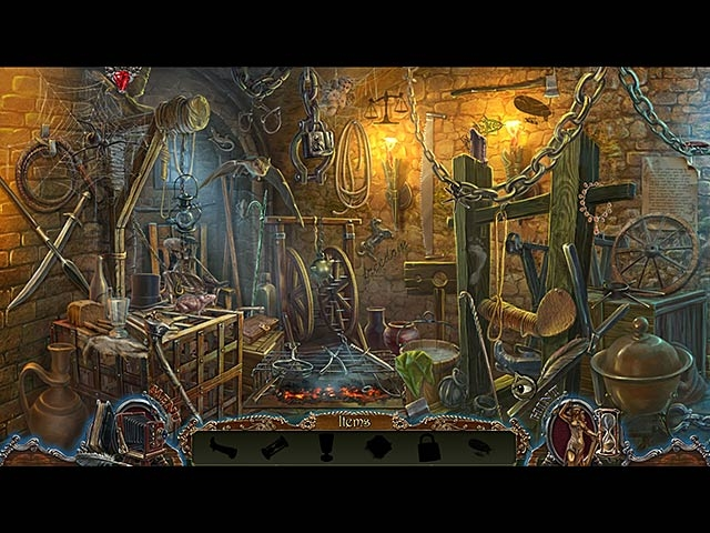 Dark Tales: Edgar Allan Poe's The Masque of the Red Death Screenshot